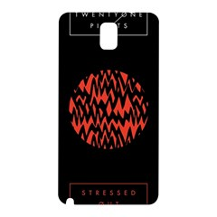 Albums By Twenty One Pilots Stressed Out Samsung Galaxy Note 3 N9005 Hardshell Back Case