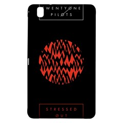 Albums By Twenty One Pilots Stressed Out Samsung Galaxy Tab Pro 8.4 Hardshell Case