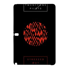 Albums By Twenty One Pilots Stressed Out Samsung Galaxy Tab Pro 12 2 Hardshell Case