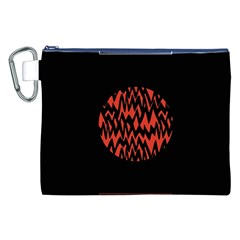 Albums By Twenty One Pilots Stressed Out Canvas Cosmetic Bag (XXL)