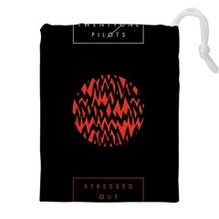 Albums By Twenty One Pilots Stressed Out Drawstring Pouches (xxl)