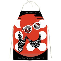 Twenty One Pilots Poster Contest Entry Full Print Aprons