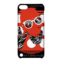 Twenty One Pilots Poster Contest Entry Apple Ipod Touch 5 Hardshell Case With Stand