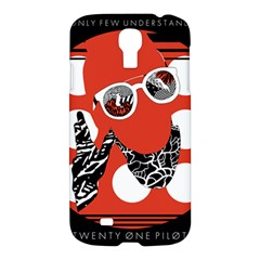 Twenty One Pilots Poster Contest Entry Samsung Galaxy S4 I9500/I9505 Hardshell Case