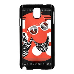 Twenty One Pilots Poster Contest Entry Samsung Galaxy Note 3 Neo Hardshell Case (Black)