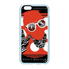 Twenty One Pilots Poster Contest Entry Apple Seamless iPhone 6/6S Case (Color)