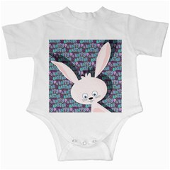 Easter bunny  Infant Creepers