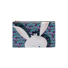 Easter bunny  Cosmetic Bag (Small)