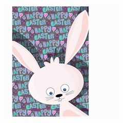 Easter bunny  Small Garden Flag (Two Sides)