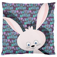 Easter bunny  Large Cushion Case (One Side)
