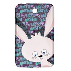 Easter bunny  Samsung Galaxy Tab 3 (7 ) P3200 Hardshell Case