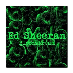 Bloodstream Single ED Sheeran Tile Coasters
