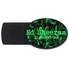 Bloodstream Single Ed Sheeran Usb Flash Drive Oval (4 Gb)