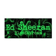 Bloodstream Single Ed Sheeran Cosmetic Storage Cases