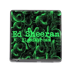 Bloodstream Single Ed Sheeran Memory Card Reader (square)