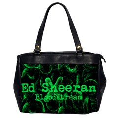 Bloodstream Single ED Sheeran Office Handbags