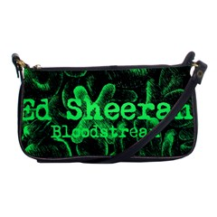 Bloodstream Single Ed Sheeran Shoulder Clutch Bags