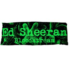 Bloodstream Single Ed Sheeran Body Pillow Case Dakimakura (two Sides)