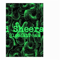 Bloodstream Single Ed Sheeran Small Garden Flag (two Sides)