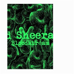 Bloodstream Single Ed Sheeran Large Garden Flag (two Sides)