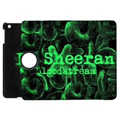Bloodstream Single ED Sheeran Apple iPad Mini Flip 360 Case