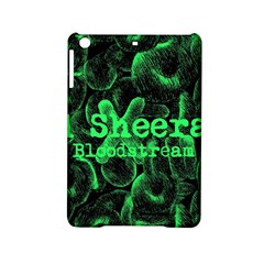 Bloodstream Single Ed Sheeran Ipad Mini 2 Hardshell Cases