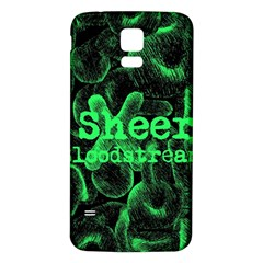 Bloodstream Single Ed Sheeran Samsung Galaxy S5 Back Case (white)