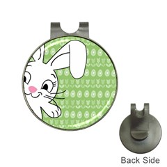 Easter bunny  Hat Clips with Golf Markers