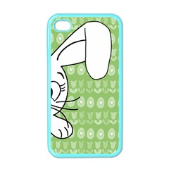 Easter bunny  Apple iPhone 4 Case (Color)