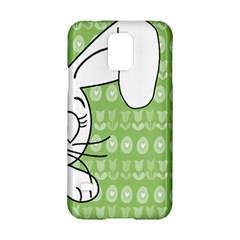Easter bunny  Samsung Galaxy S5 Hardshell Case