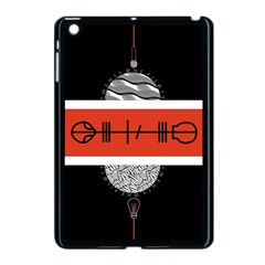 Poster Twenty One Pilots Apple Ipad Mini Case (black)