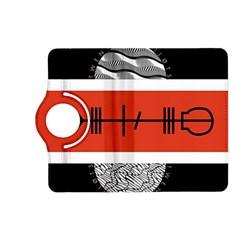 Poster Twenty One Pilots Kindle Fire HD (2013) Flip 360 Case