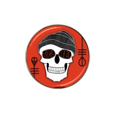 Poster Twenty One Pilots Skull Hat Clip Ball Marker (10 pack)