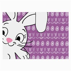 Easter bunny  Large Glasses Cloth