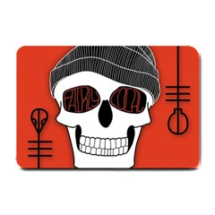 Poster Twenty One Pilots Skull Small Doormat