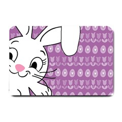 Easter bunny  Small Doormat