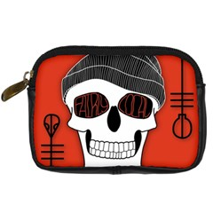 Poster Twenty One Pilots Skull Digital Camera Cases