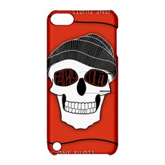 Poster Twenty One Pilots Skull Apple iPod Touch 5 Hardshell Case with Stand