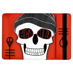 Poster Twenty One Pilots Skull iPad Air Flip