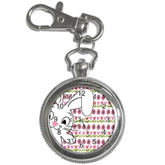 Easter bunny  Key Chain Watches