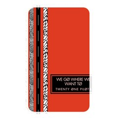 Poster Twenty One Pilots We Go Where We Want To Memory Card Reader