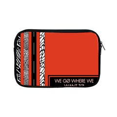 Poster Twenty One Pilots We Go Where We Want To Apple iPad Mini Zipper Cases