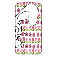 Easter bunny  Samsung Galaxy S5 Back Case (White)