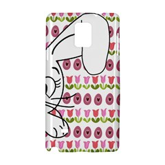Easter bunny  Samsung Galaxy Note 4 Hardshell Case