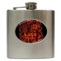 Ed Sheeran Hip Flask (6 oz)