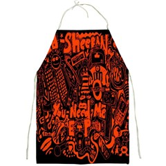 Ed Sheeran Full Print Aprons