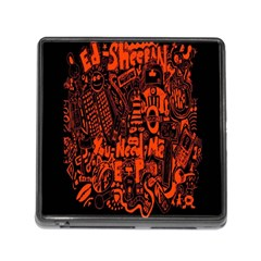 Ed Sheeran Memory Card Reader (square)