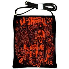 Ed Sheeran Shoulder Sling Bags
