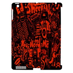 Ed Sheeran Apple iPad 3/4 Hardshell Case (Compatible with Smart Cover)