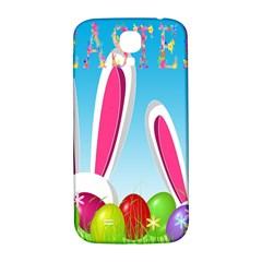 Easter bunny  Samsung Galaxy S4 I9500/I9505  Hardshell Back Case